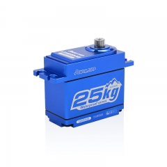 Power HD LW-25MG Waterproof Servos 25KG@0.14sec