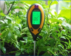 4 in 1 Digital Soil PH meter&soil Moisture meter&Temperature & Light meter