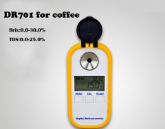 Digital Refractometer for coffee DR701