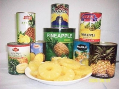 Canned Pineapple slice in Syrup