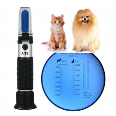 Urine Refractometer for Dog and Cat
