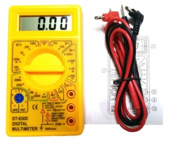 Digital Multimeter With a buzzer DT-830D