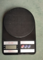 Electronic kitchen scale 10kgs/1g Black OEM