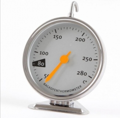 BBQ oven Baking Thermometer  -50-- 250℃ stainless steel