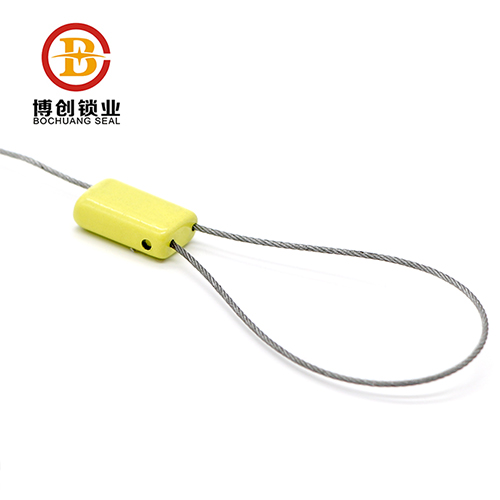 High security c tpat truck cable lock cable seal for container