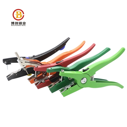high quality cattle ear tag pliers animal cattle ear puncher