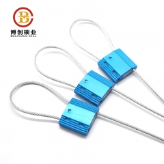 China supplier high stable stainless steel cable clamp seal