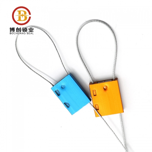 Adjustable Length Plastic Seals for Cable Sealing