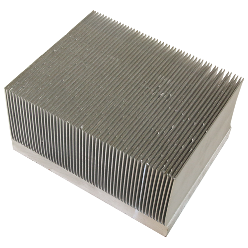 What's the advantages and disadvantages of the skived heatsinks