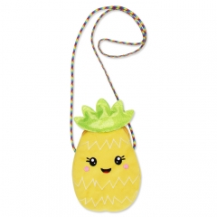 Scented Pineapple Pencil Case