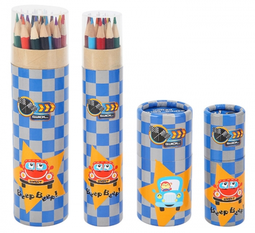 Racing Car Pencil Set