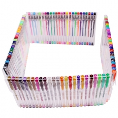 100 Colors Gel Pen Set