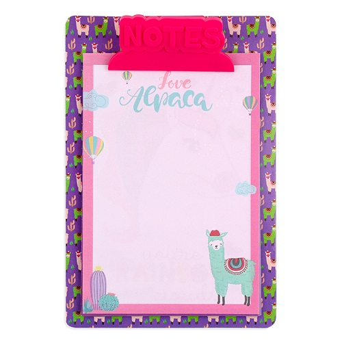 Alpaca Clipboard & Notepad