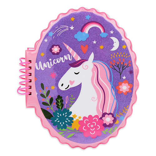 Party Pals Notepad - Unicorn