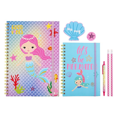 Mermaid Writing Set
