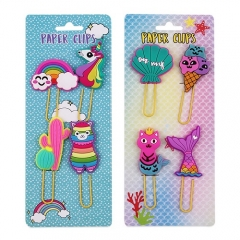 Characters Bestie Paper Clips