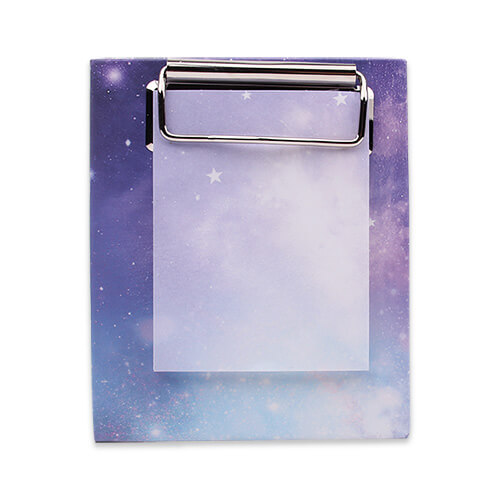Mini Clipboard Memo Pads Set