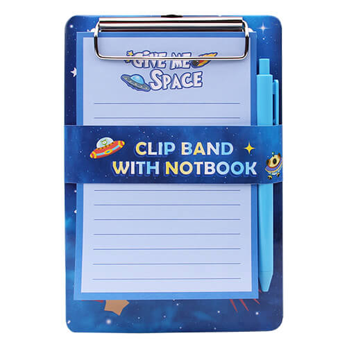 Clipboard and Notepad Set