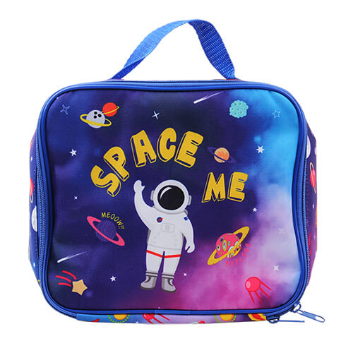 Galaxy Square Lunchbox