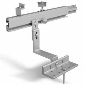 PV Module Mounting Brackets