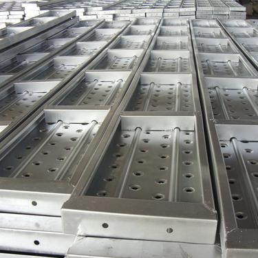 Top Quality Galvanized Scaffold Steel Walk Planks