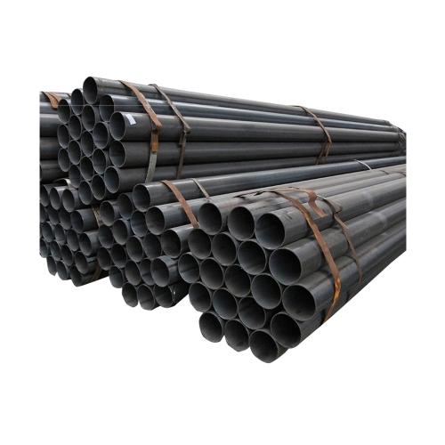 ERW Steel Pipe Welded Black Round Steel Pipe