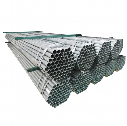 Tianjin Shengteng Good Quality Galvanized Round Steel Pipe