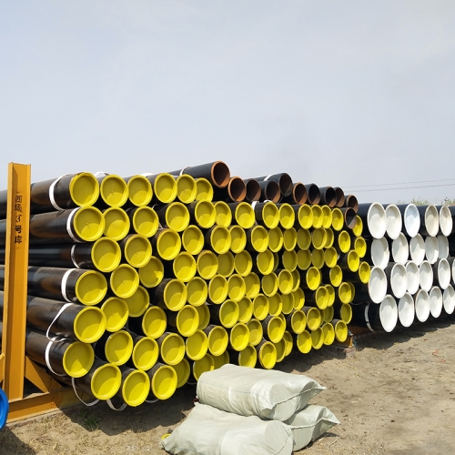 Factory Wholesale Mild Carbon Seamless Steel Pipe