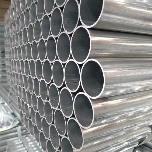 Tianjin Shengteng ASTM A53 Sch40 Hot Dip Galvanized Round Steel Pipe
