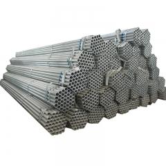 Galvanized Steel Round Pipe