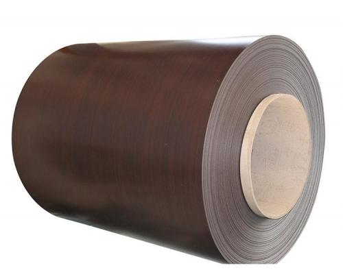 Tianjin Shengteng Zinc Coated Steel Coil / PPGI / Color Coated Steel Coil
