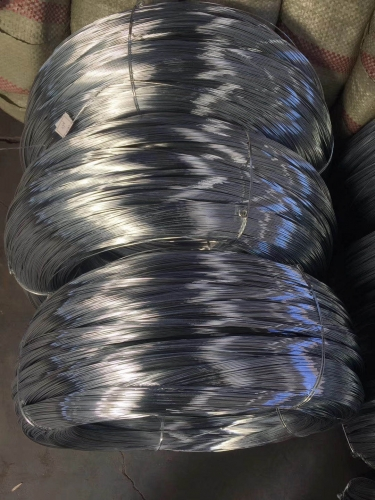 Electro Galvanized Black Annealed Steel Binding Wire for Construction