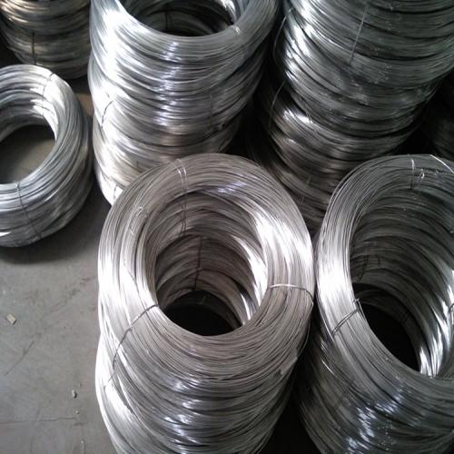 Low Medium High Carbon Spring Black Coil Drawn Steel Wire
