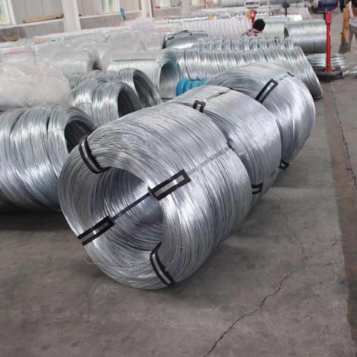 China Shengteng Brand Manufacturers Production High Quality High Tensile Galvanized Steel Wire