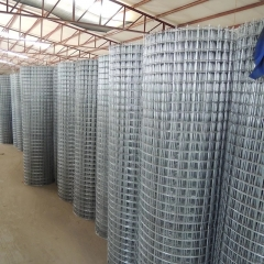 Factory Hot Selling Galvanized Welded Wire Mesh