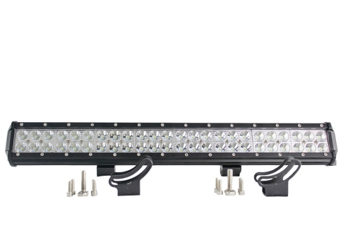 144W 4D LED Light Bar 20100 Lumen