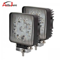 27W LED Work Light Offroad Spot Light Jeep Driving Light DC 12V 24V