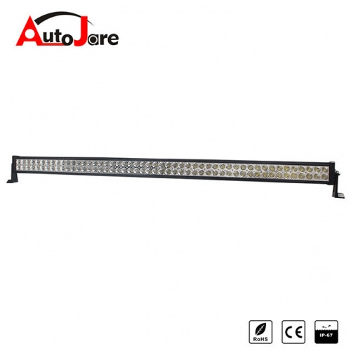 52 inch 300W LED Light Bar IP67 Flood Spot