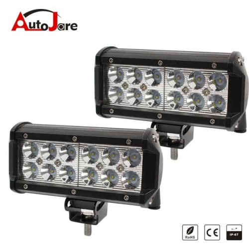 12 inch 36W CREE Off Road Combo Beams Led Light Bar Waterproof