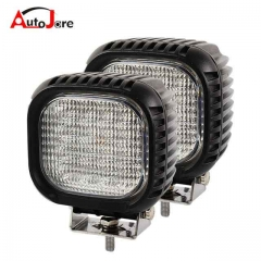 48W 12V 24V SPOT Lamp Led Work Light Boat Tractor Truck Offroad SUV UTE 4WD