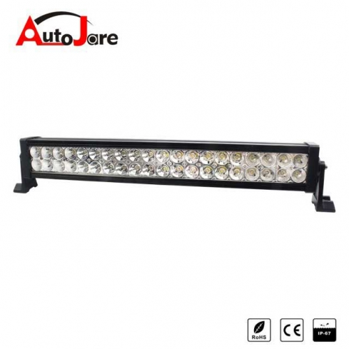 24 inch 120W LED Work light bar spot+flood combo beam work lamp