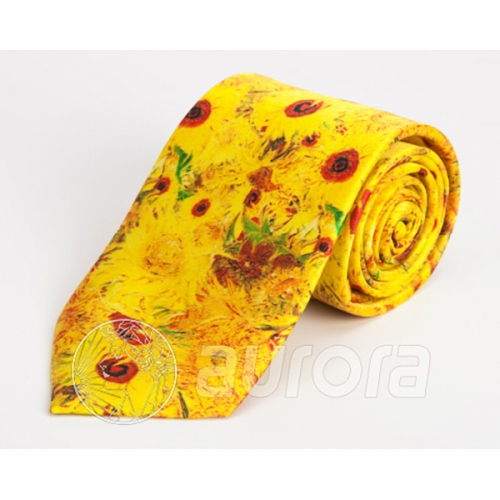 Stylish Printed Neckties Unique Design for Casual Occasion