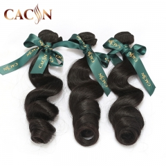 Peruvian loose wave virgin hair 3 bundles, 100 virgin hair, free shipping