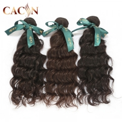 Peruvian virgin hair weave water wave 3&4 bundles, 100% raw virgin hair, free shipping