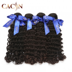Brazilian virgin hair deep wave 4 bundles, wholesale hair vendors, free shipping