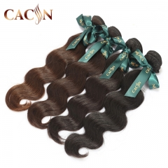 Virgin Peruvian body wave hair 2 bundles, 100 virgin hair, free shipping
