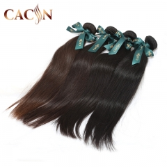 Peruvian virgin straight hair weave 2 bundles, 100% raw virgin hair, free shipping