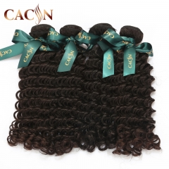 Peruvian virgin human hair weave deep curly 4 bundles,  raw virgin hair, free shipping