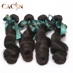 Peruvian virgin hair loose wave 4 bundles, 100% raw virgin hair, free shipping