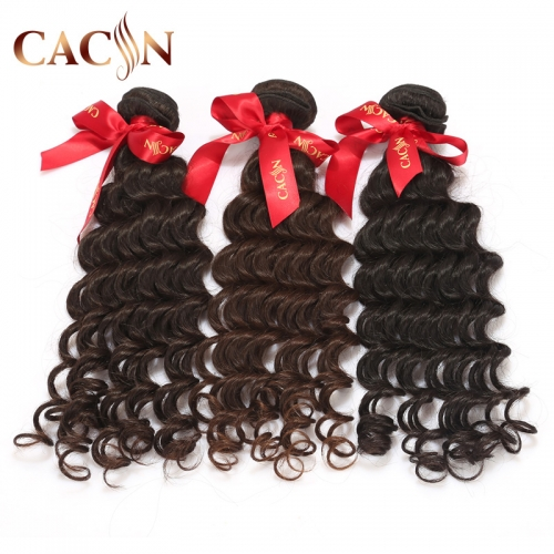 Malaysian deep wave virgin hair 3 bundles, 100% raw virgin hair, free shipping